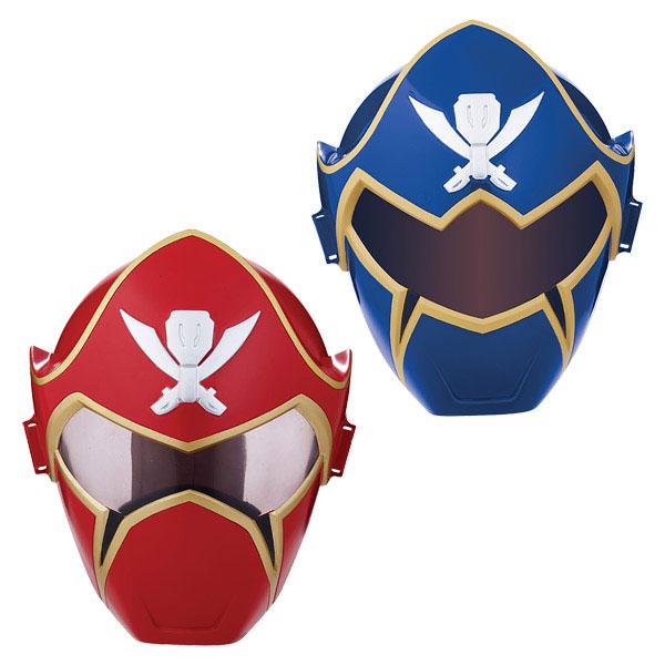 Masque m gaforce power rangers noir de bandai - Masque de power rangers ...