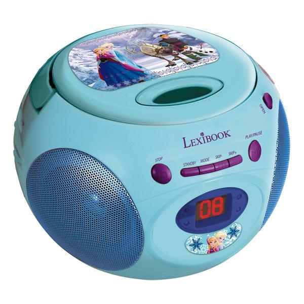Radio Lecteur CD Frozen