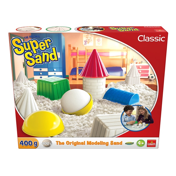 sand classic goliath king jouet pate 224 modeler modelage et gravure goliath jeux cr 233 atifs
