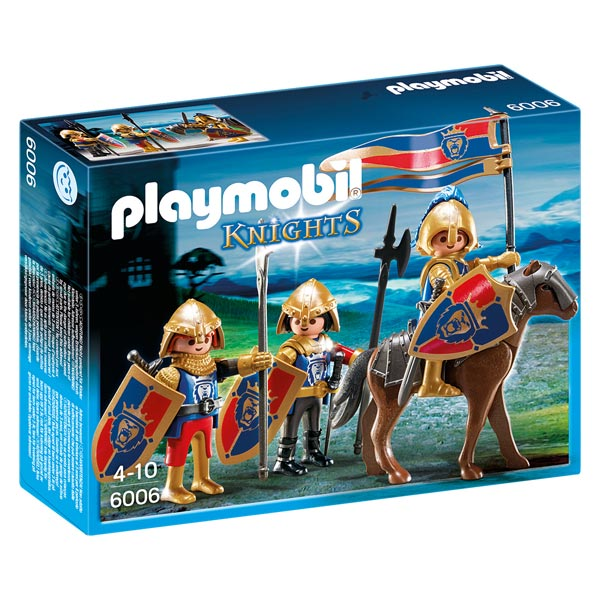 6006-Chevaliers du Lion Impérial - Playmobil Knights