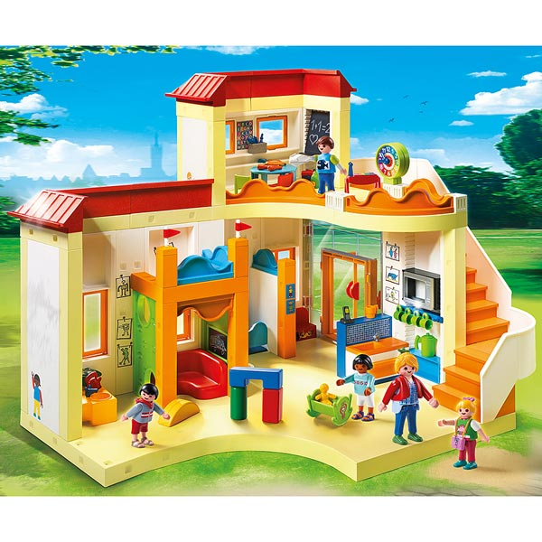 5567-Garderie - Playmobil City