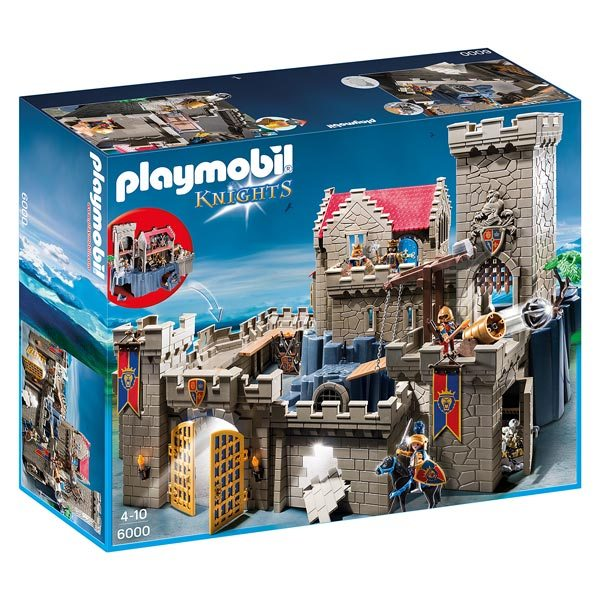 Univers Playmobil Chateau Jeux Jouet Mnwn08 King De E9IWH2D