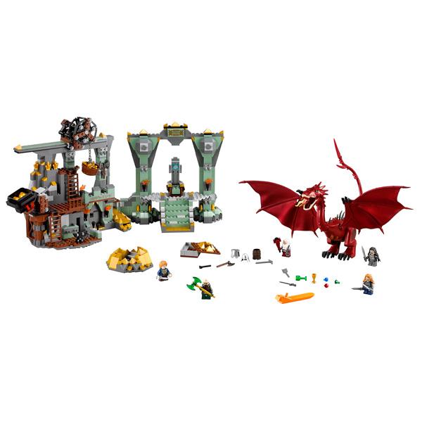 LEGO 79018 Le Mont Solitaire pas cher