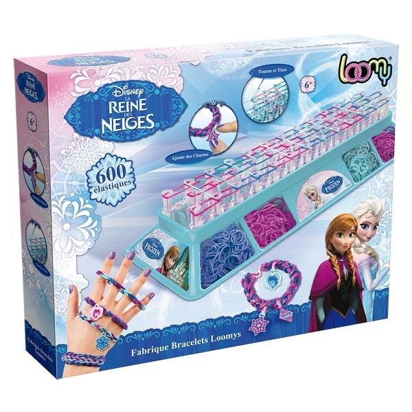 fabrique loomys reine des neiges canal toys king jouet. Black Bedroom Furniture Sets. Home Design Ideas