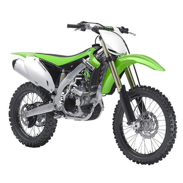 Moto Kawasaki KX450X Dirt Bike