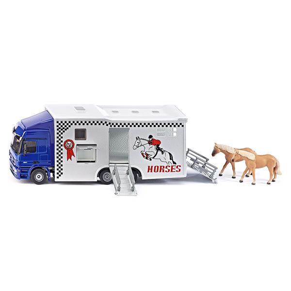 Camion Transport Chevaux Siku King Jouet Les Autres