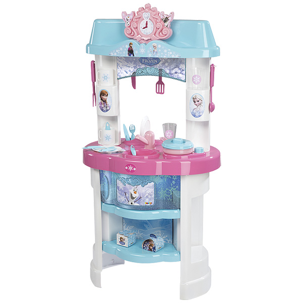 cuisine la reine des neiges smoby king jouet cuisine et dinette smoby jeux d 39 imitation. Black Bedroom Furniture Sets. Home Design Ideas