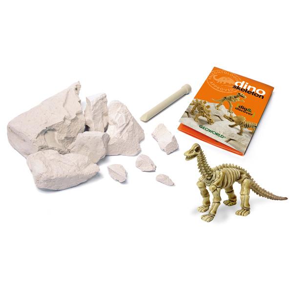 Kit paléontologue Dinosaure