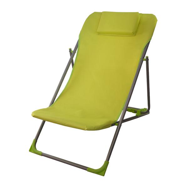 transat de plage vert logitoys king jouet maisons tentes et autres logitoys sport et jeux de plein air - Transat De Plage