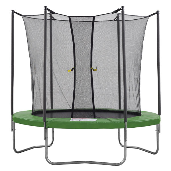Trampoline 250 filet kangui king jouet trampolines kangui sport et jeu - Filet trampoline 244 ...