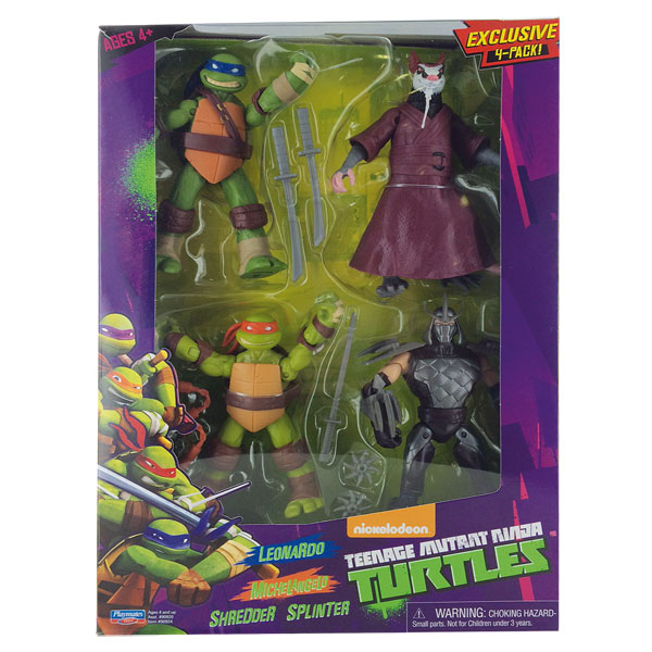 Figurine Tortues Ninja – Splinter