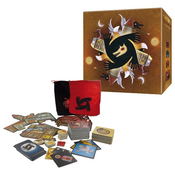 loups garous le pacte asmodee king jouet jeux de cartes asmodee jeux de soci t. Black Bedroom Furniture Sets. Home Design Ideas
