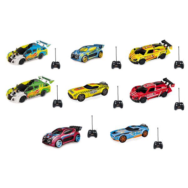 voiture radiocommand e hot wheels 1 28 me mondo motors king jouet voitures radiocommand es. Black Bedroom Furniture Sets. Home Design Ideas