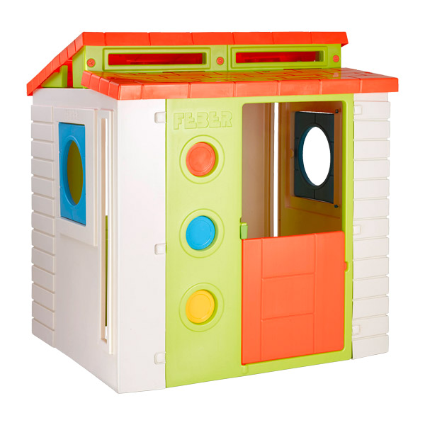 La maison moderne feber king jouet maisons tentes et for Maison moderne feber