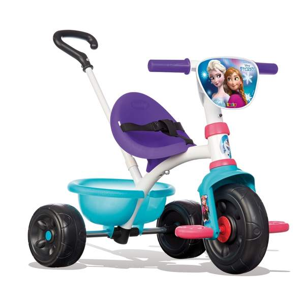 frozen tricycle be move smoby king jouet v los. Black Bedroom Furniture Sets. Home Design Ideas