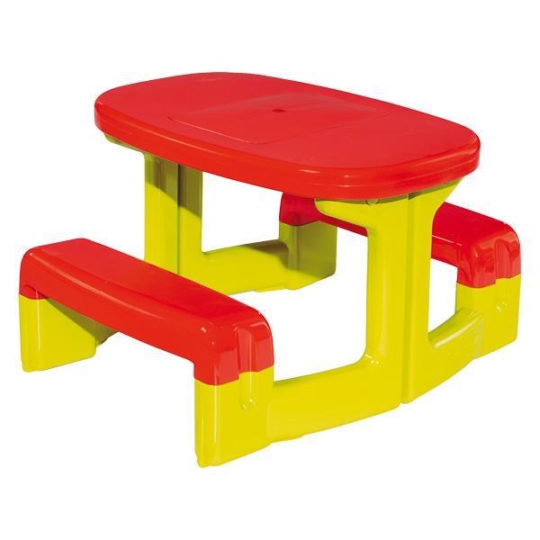 table pic nic smoby king jouet maisons tentes et. Black Bedroom Furniture Sets. Home Design Ideas