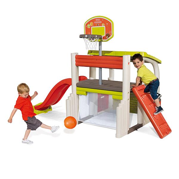 Aire de jeu fun center