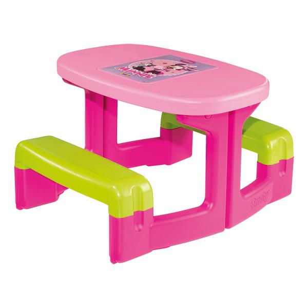 Table pic nic minnie smoby king jouet maisons tentes et autres smoby sport et jeux de - Table et chaise minnie ...