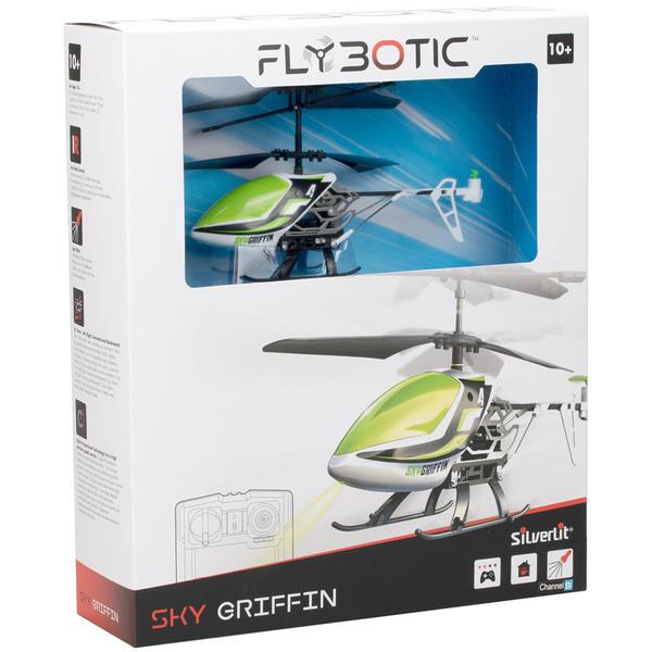 Hélicoptère télécommandé - FLYBOTIC- Sky Dragon II