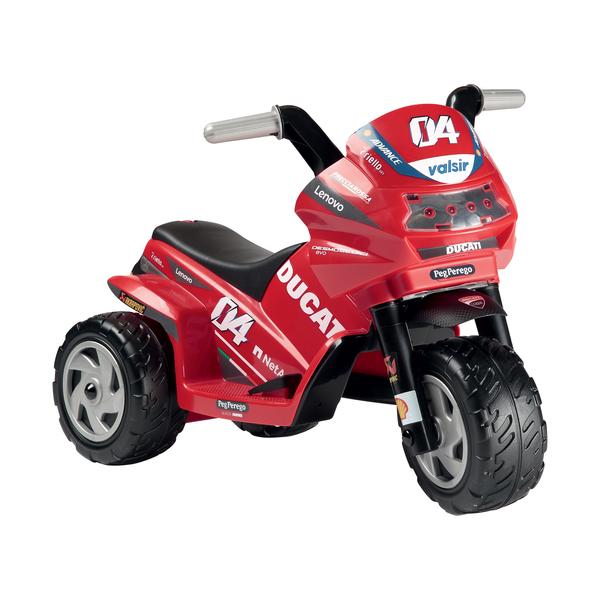 Mini Moto Ducati électrique 6V