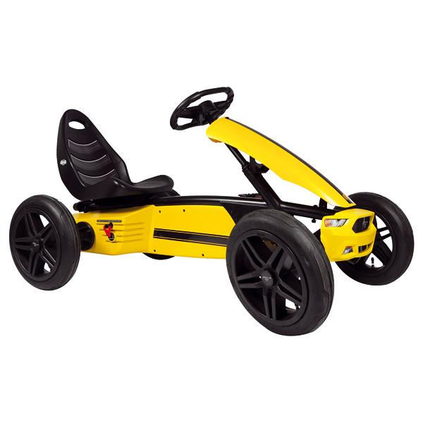 kart ford mustang gt pedal gokart berg king jouet voitures p dales berg sport et jeux de. Black Bedroom Furniture Sets. Home Design Ideas