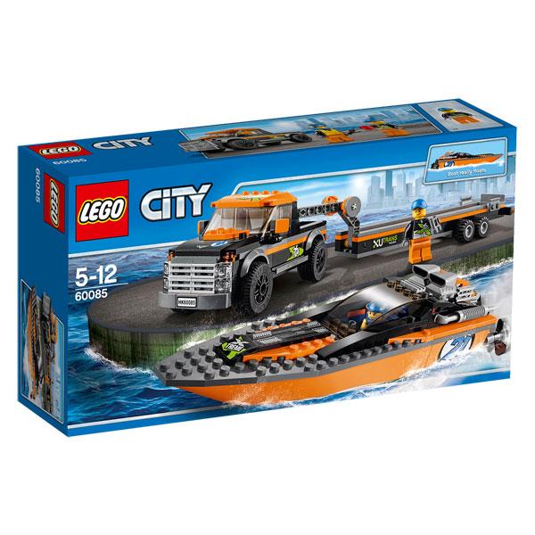 60085 lego city hors bord