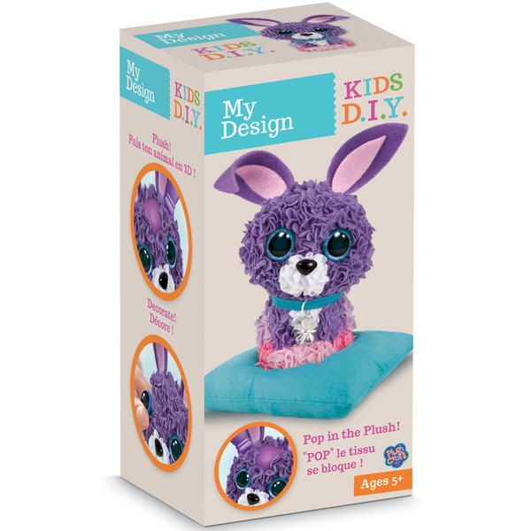 My design 3D lapin