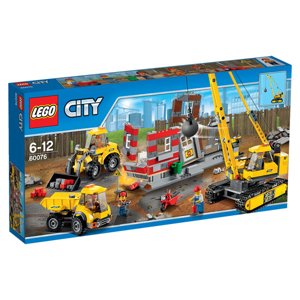 60076 lego lego city chantier travaux public lego king