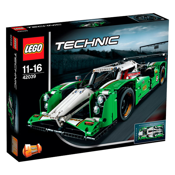 lego technic 42039 voiture de course lego king jouet. Black Bedroom Furniture Sets. Home Design Ideas