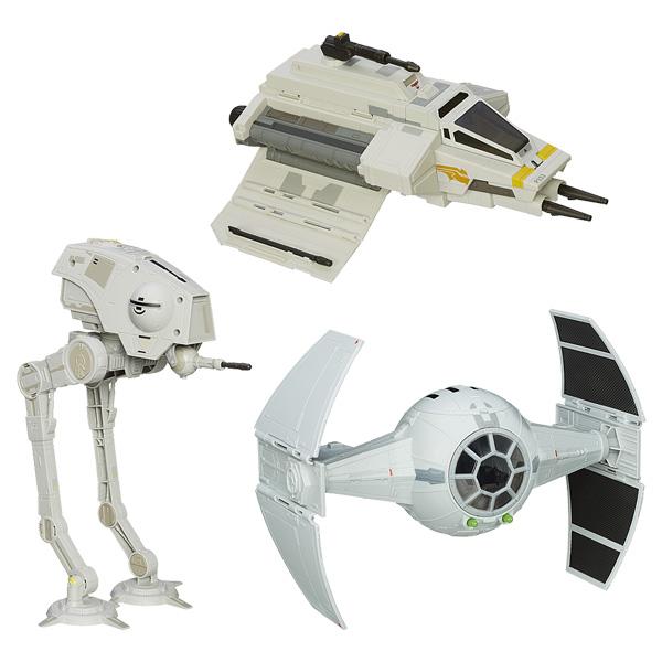 Star Wars Véhicule Class II Assortiment de Hasbro