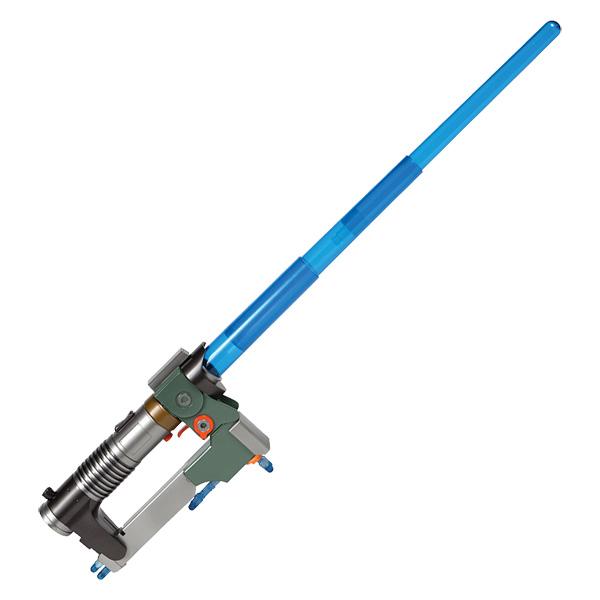 sabre laser blaster ezra wars hasbro king jouet accessoires d 233 guisements hasbro f 234 tes
