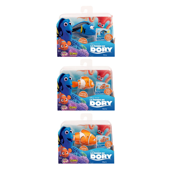 Robo Fish Nemo