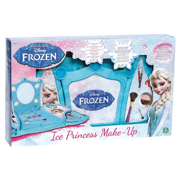 Coffret ice princess make up la Reine des neiges