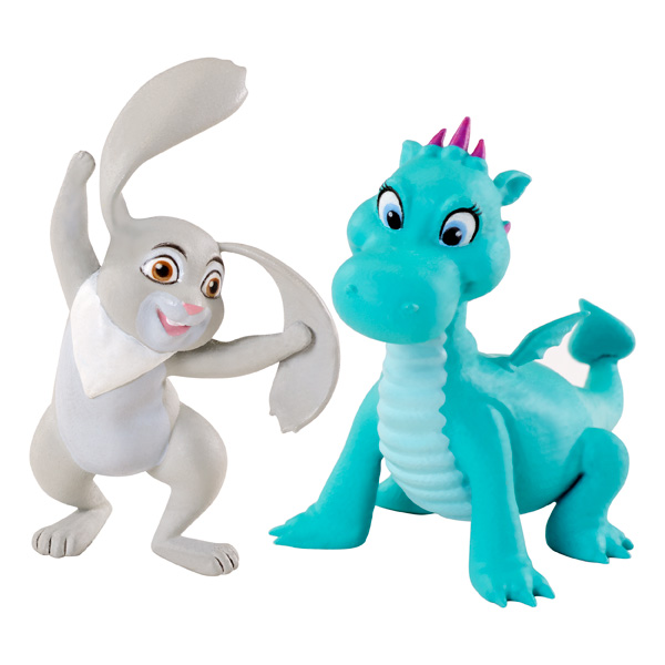 Amis animaux princesse sofia mattel king jouet - Lapin princesse sofia ...