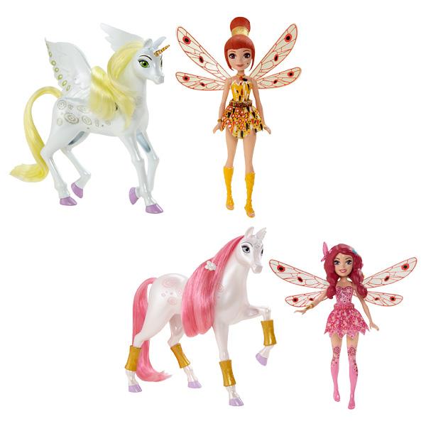 mia and me mini poup e et licorne mattel king jouet figurines et cartes collectionner. Black Bedroom Furniture Sets. Home Design Ideas