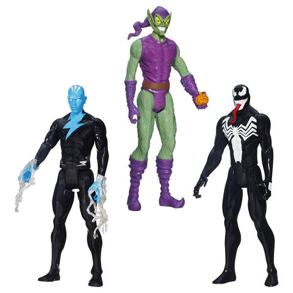 Spiderman Figurine articulée 30 cm  Hasbro  Spiderman Figurine articulée 30