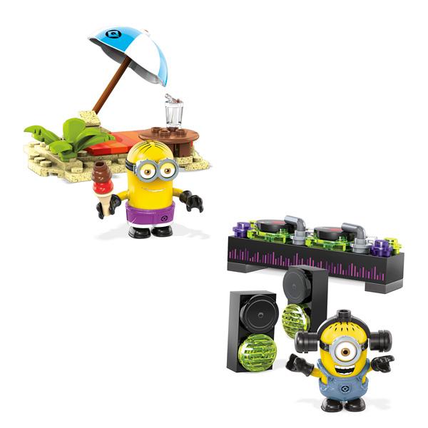 Mega Bloks Moi, Moche et Méchant Minion Mobile