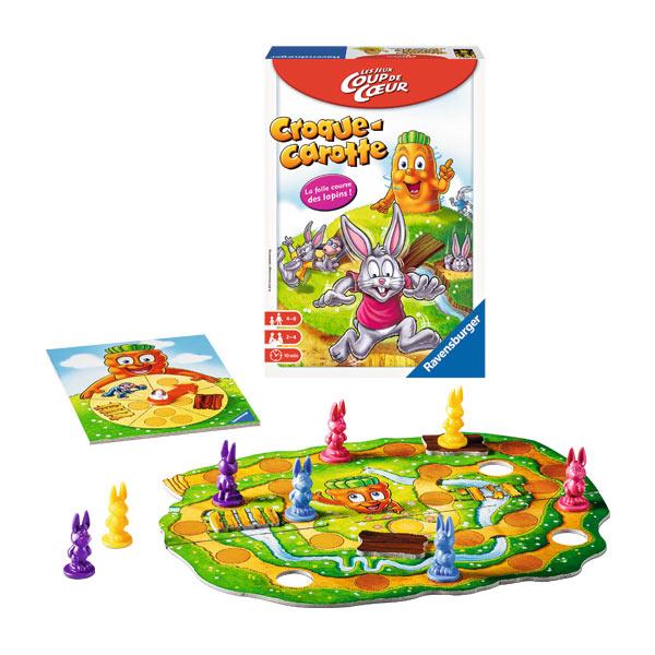 croque carotte fun ravensburger king jouet jeux de. Black Bedroom Furniture Sets. Home Design Ideas