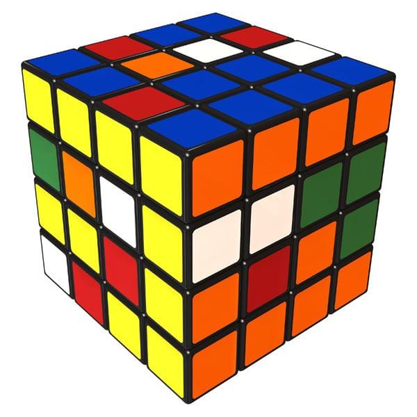 rubik 39 s cube 4 x 4 advanced rotation rubik king jouet. Black Bedroom Furniture Sets. Home Design Ideas