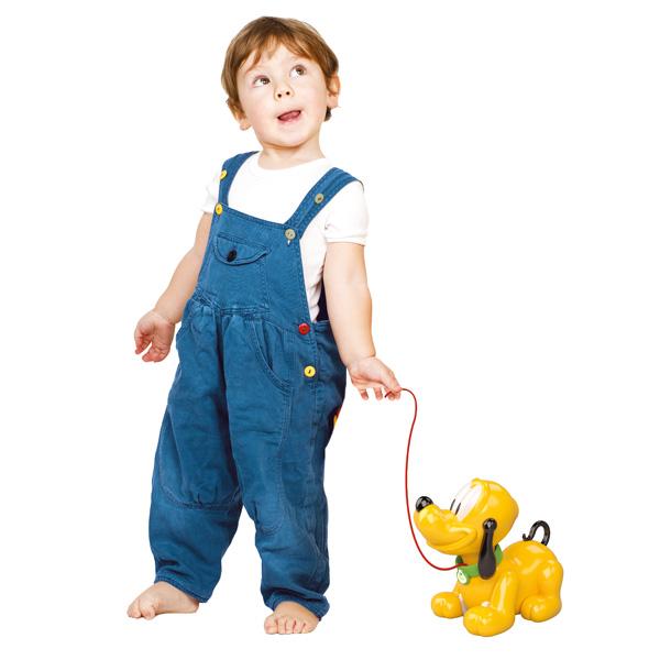 MICKEY Baby Pluto te suit partout Clementoni  Achat / Vente table jouet
