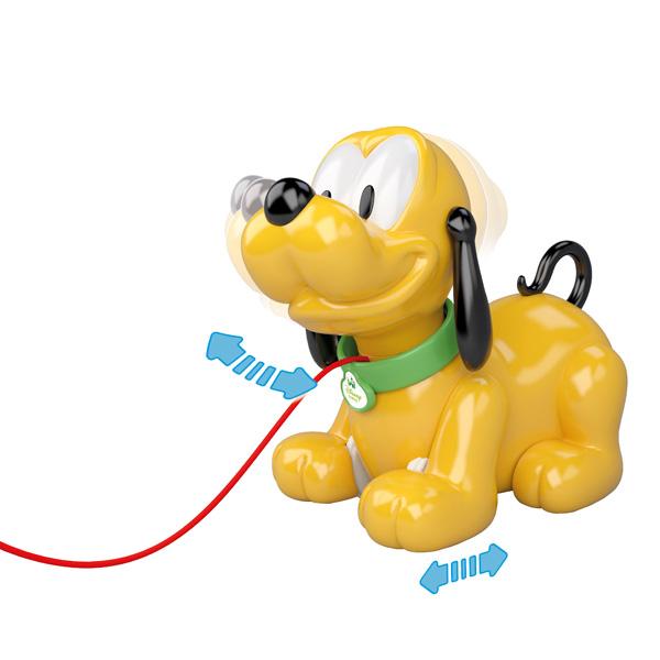 Pluto Chien à Tirer de Clementoni
