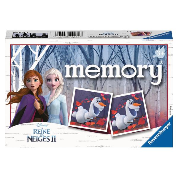 Memory La Reine des Neiges 2