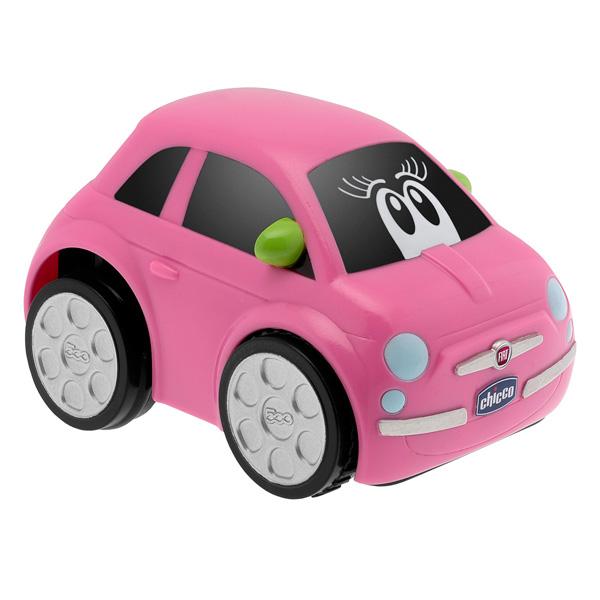 Turbo Touch Fiat 500 Girl de Chicco
