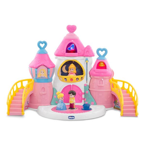 Ch teau de princesses chicco king jouet activit s d for Image chateau princesse