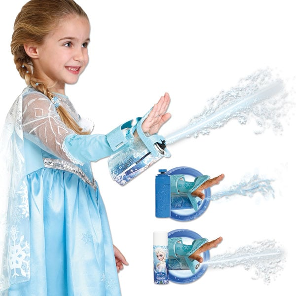 reine des neiges gant magic elsa