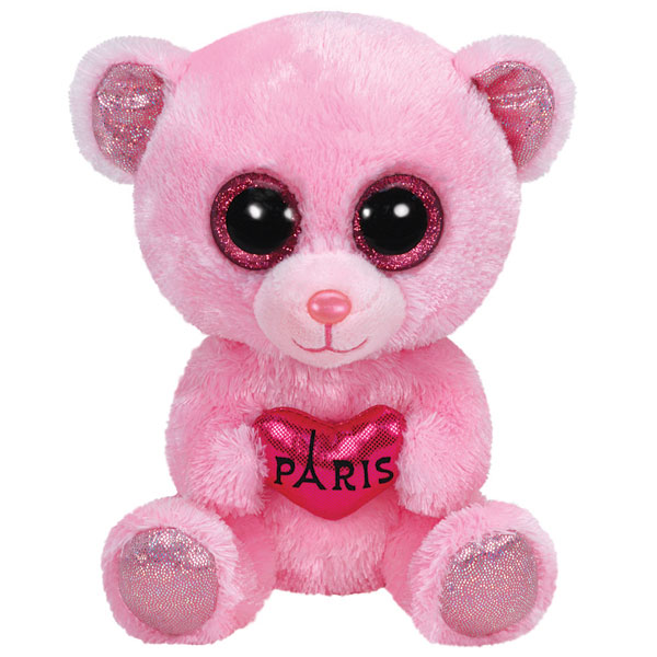 peluche boo 39 s l opard sweetiking paris 15 cm ty king jouet peluches ty poup es peluches. Black Bedroom Furniture Sets. Home Design Ideas