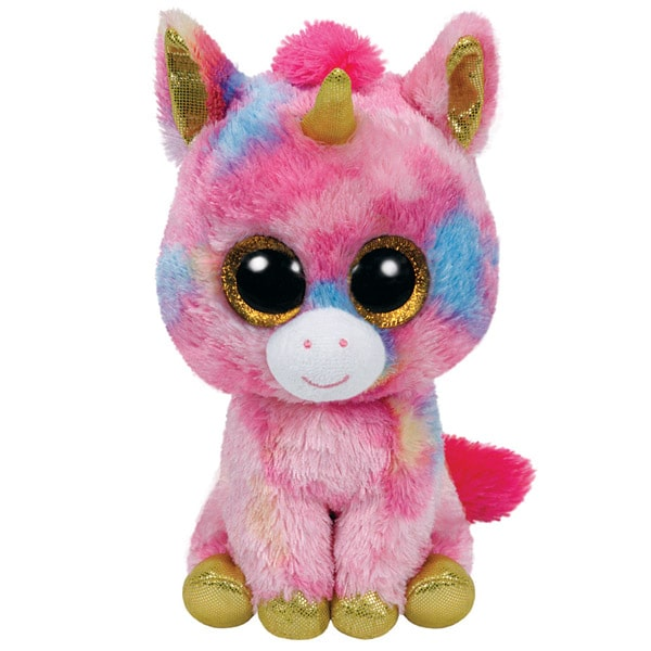 peluche beanie boo 39 s fantasia la licorne 41 cm ty king jouet peluches ty poup es peluches. Black Bedroom Furniture Sets. Home Design Ideas