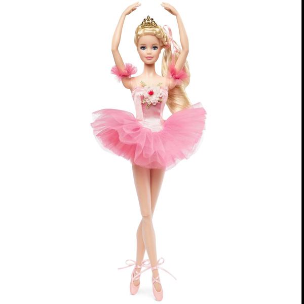 Barbie collection danseuse toile mattel king jouet poup es mannequin mattel poup es peluches - Barbi danseuse etoile ...