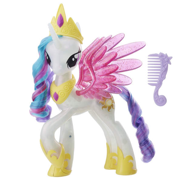licorne my little pony princesse celestia lectronique