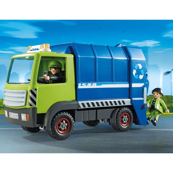 Camion recyclage La Grande Rcr : vente de jouets et